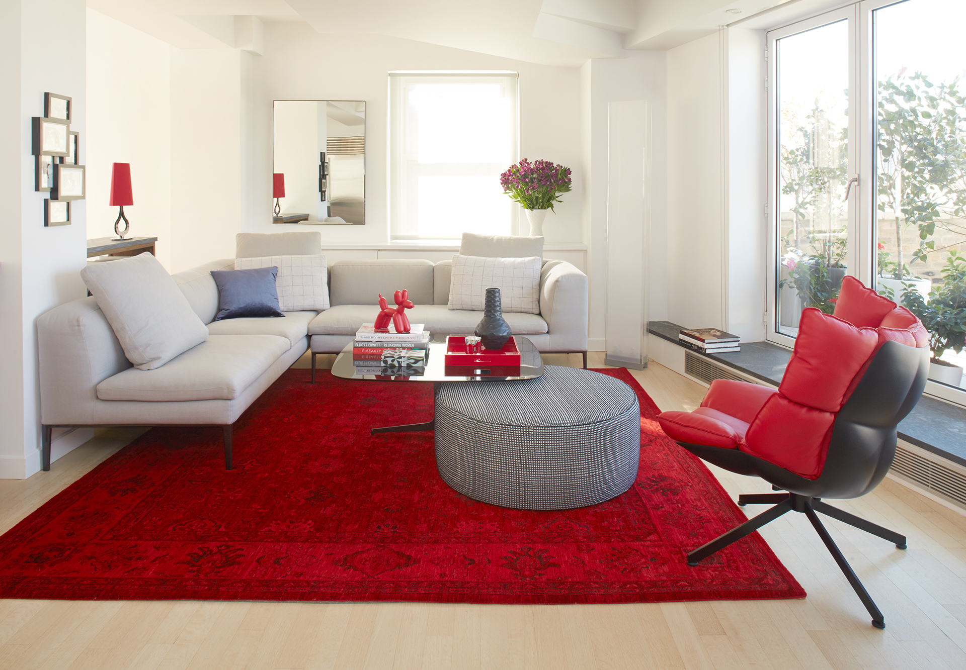 Contemporary Garden Home • Upper West Side New York
