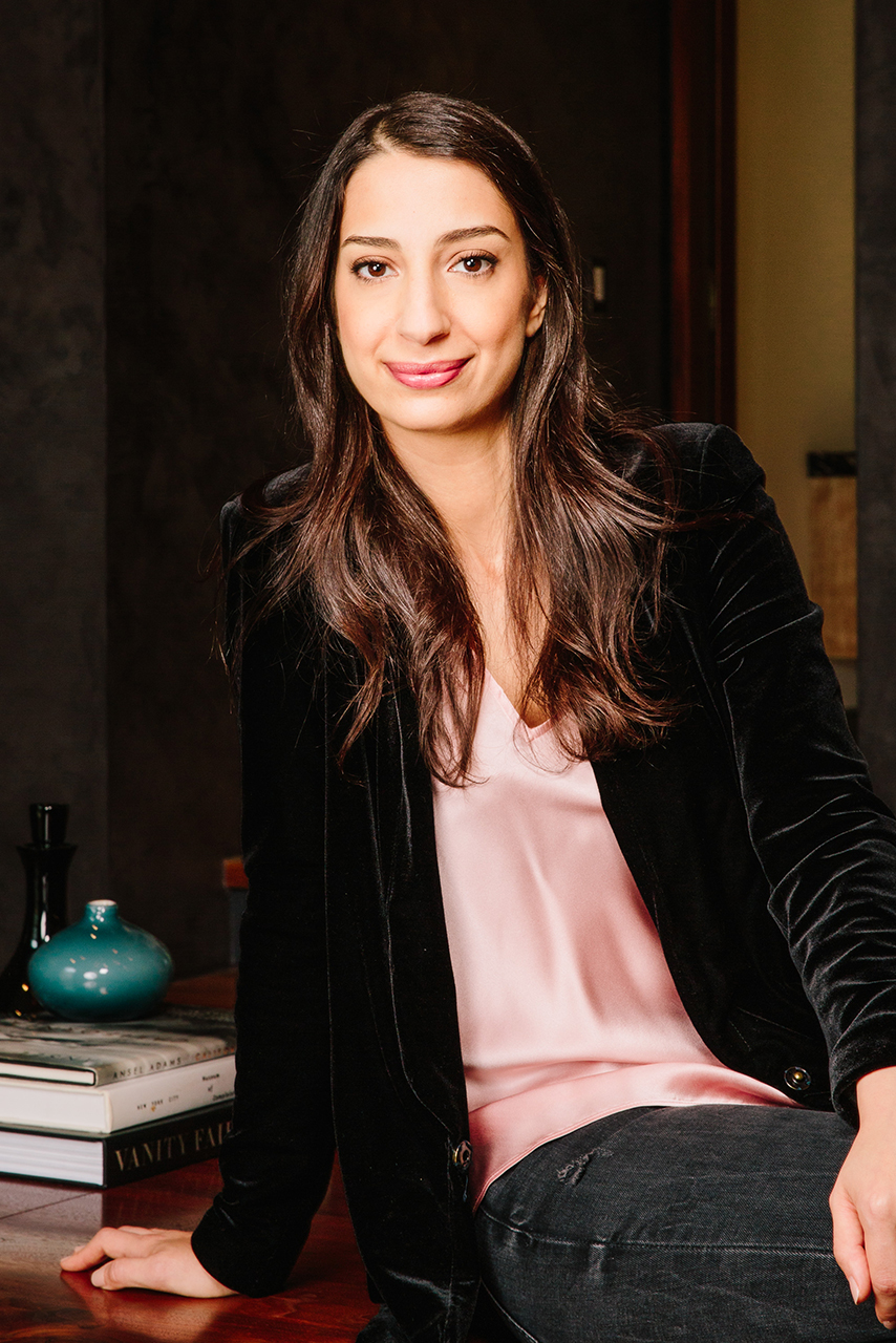 Natalia Hayeem of Tara Benet Interior Design in New York