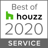 Tara Benet Interior Design of New York Best of Houzz Service 2020 Badge